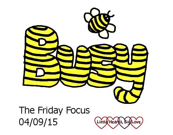 Friday Focus 04/09/15 - Little Hearts, Big Love