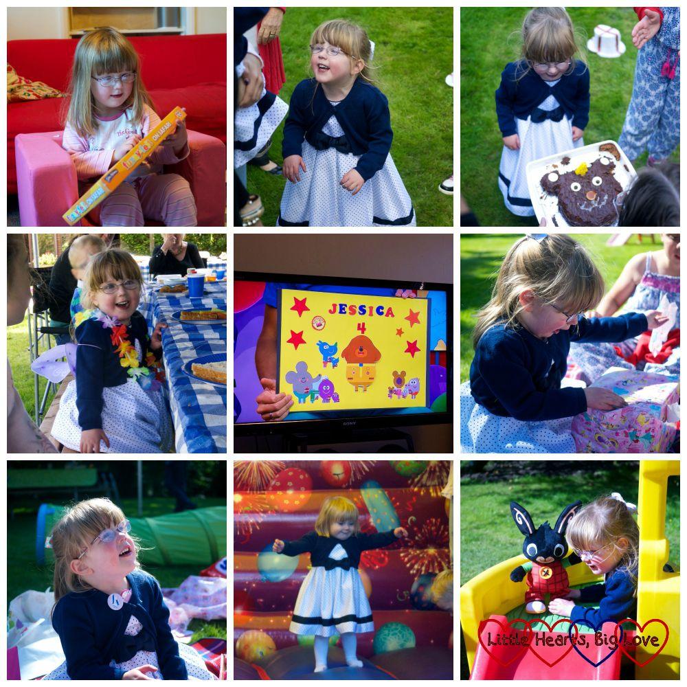 Jessica's birthday - The Friday Focus 11/09/15 - Little Hearts, Big Love