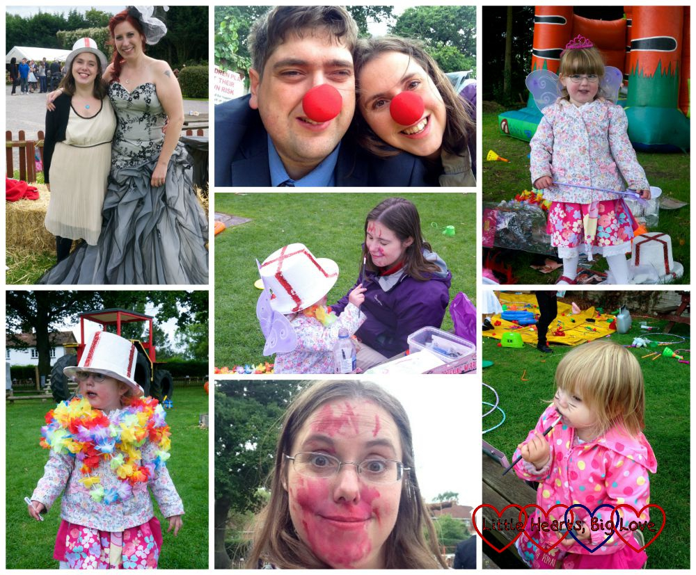 Celebrating Lindsay's wedding - The Friday Focus 11/09/15 - Little Hearts, Big Love