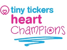 Tiny Tickers Heart Champion - Two Important Ways to Give Your Baby's Heart a Better Start - a guest post from Aimee Foster - Little Hearts, Big Love