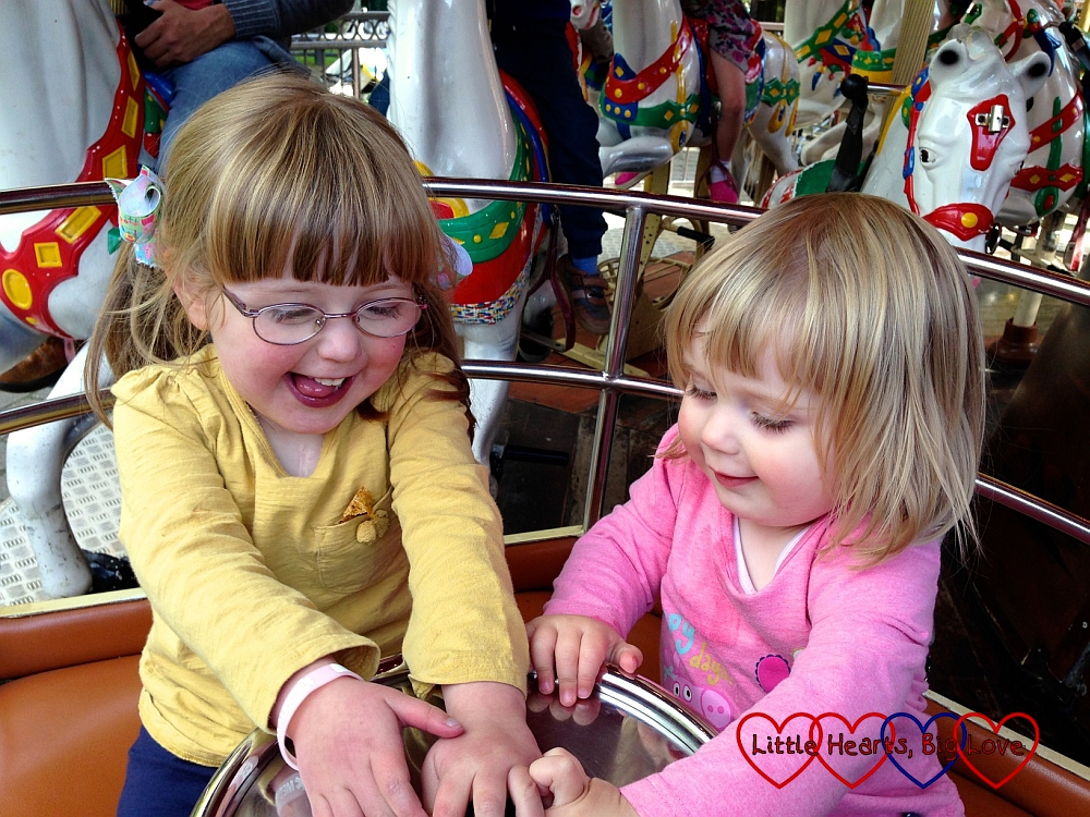 A day out at Legoland - The Friday Focus 16/10/15 - Little Hearts, Big Love