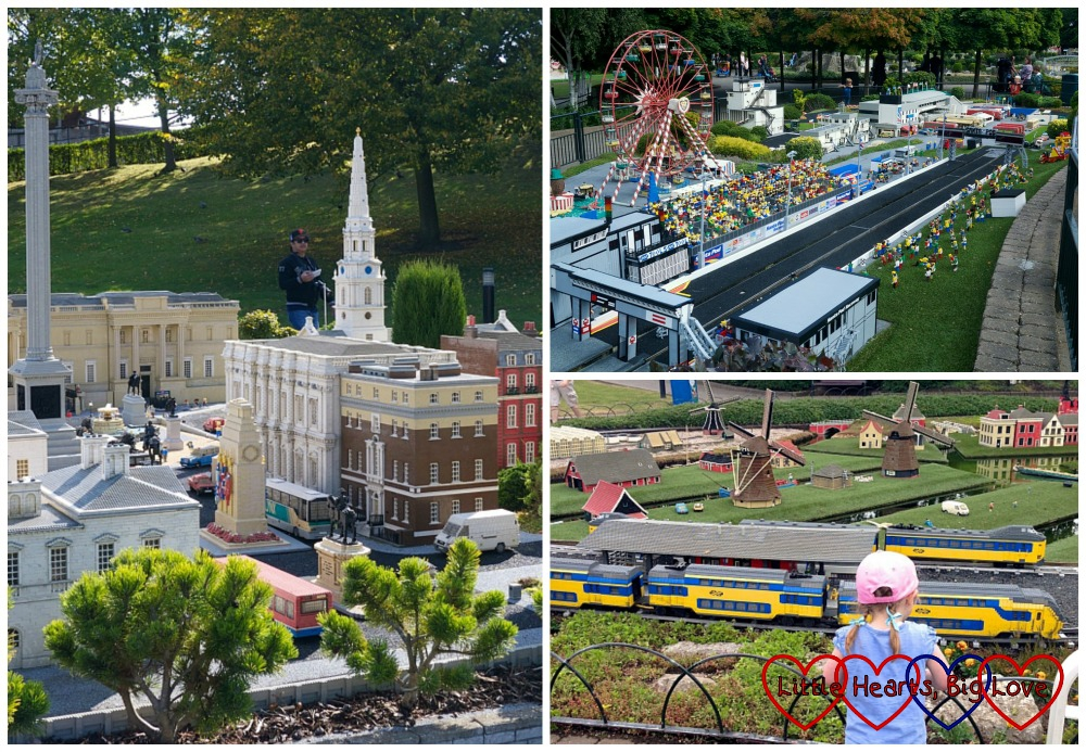 Miniland - Legoland: the best bits (from my preschooler's perspective) - Little Hearts, Big Love