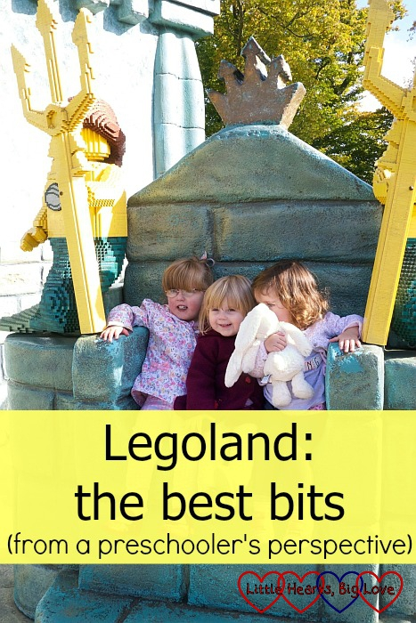 Legoland: the best bits (from my preschooler's perspective) - Little Hearts, Big Love