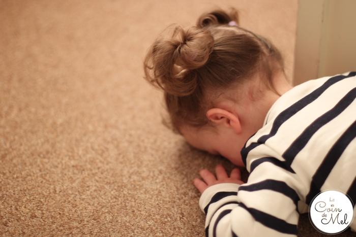 Jumpy's tantrum - Parenting Pep Talk #4: Le Coin de Mel - Little Hearts, Big Love
