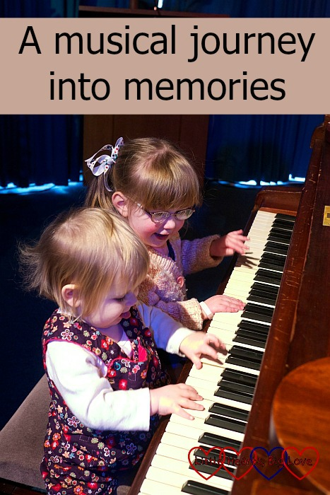 A musical journey into memories - Little Hearts, Big Love