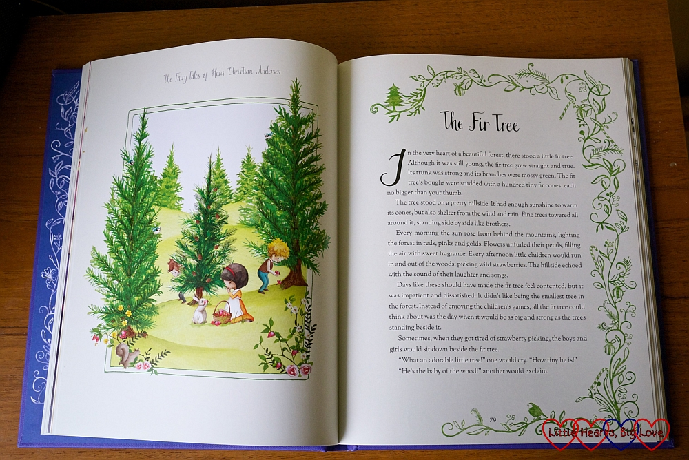Review: The Fairy Tales of Hans Christian Andersen - Little Hearts, Big Love