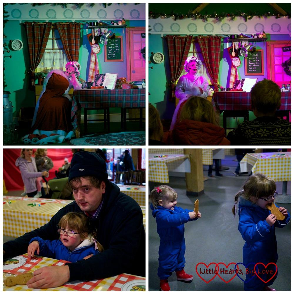 Christmas Bricktacular at Legoland Windsor - Little Hearts, Big Love