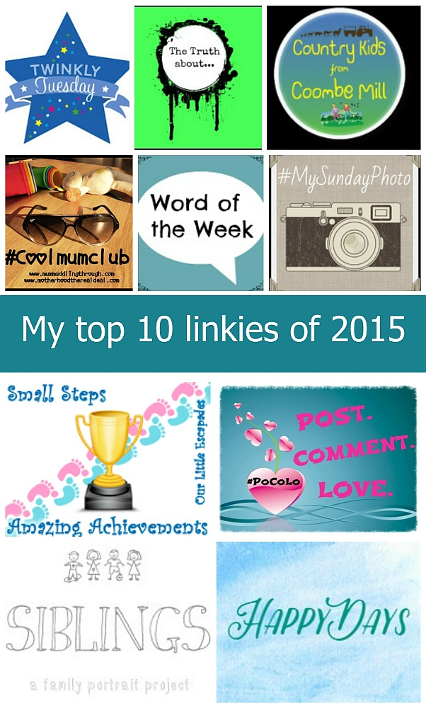 My top 10 linkies of 2015 - Little Hearts, Big Love