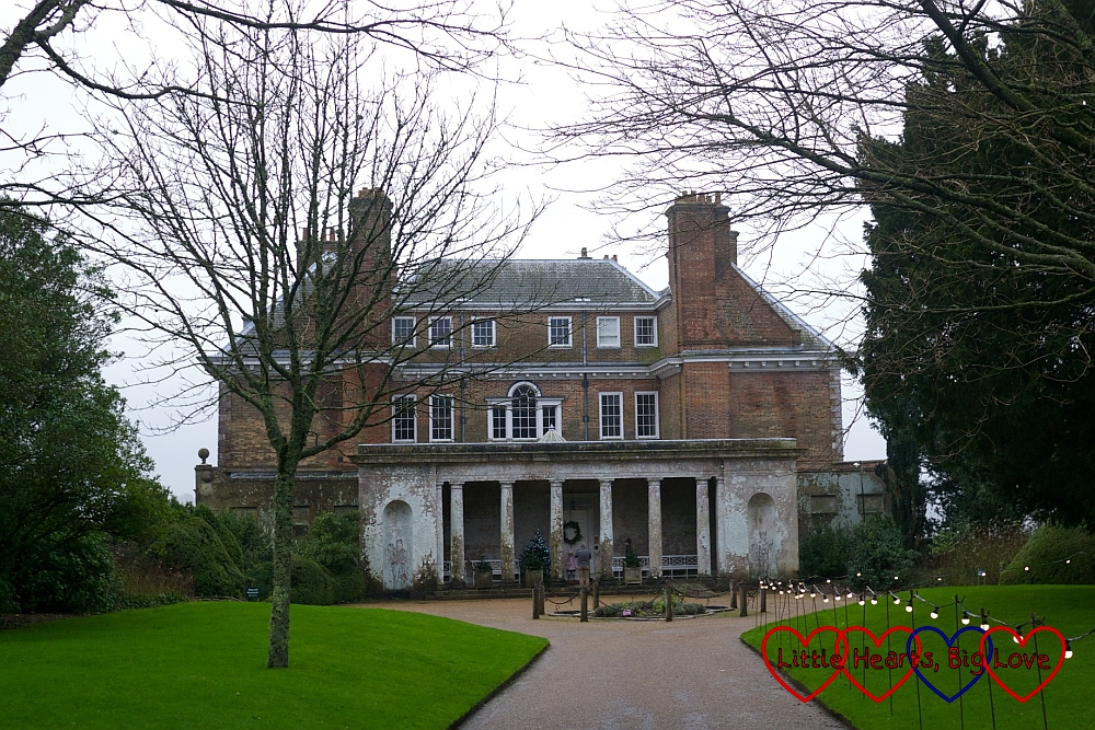 A day out at Uppark House - Little Hearts, Big Love