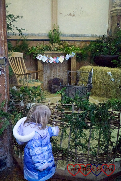 Exploring the stables at Uppark - A day out at Uppark House - Little Hearts, Big Love