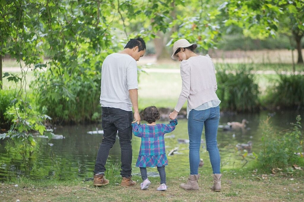 Parenting Pep Talk #5 - Motherhood: The Real Deal - a guest post sharing some positive parenting moments - Little Hearts, Big Love