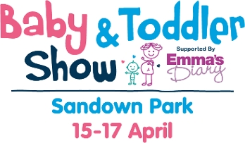 Win 2 tickets to The Baby & Toddler Show at Sandown Park - Little Hearts, BIg Love