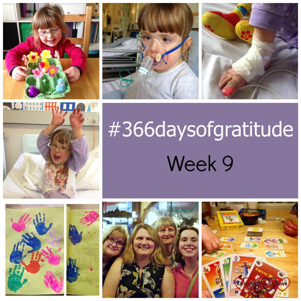 #366daysofgratitude: Week 9 - Little Hearts, Big Love