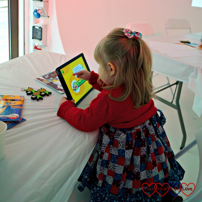 Bringing drawings to life with the BIC® Kids DrawyBook app - Little Hearts, Big Love