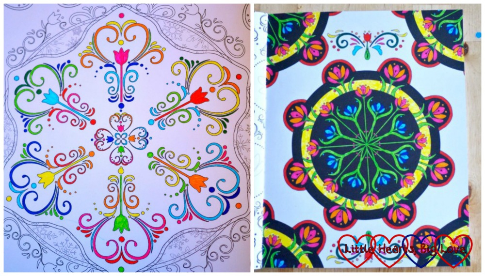92 Art Therapy Coloring Book Disney