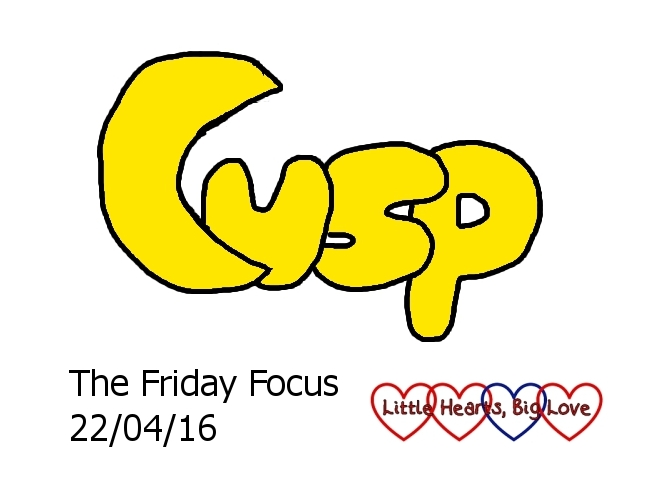 """Feeling like we are on the cusp of change after two significant decisions this week.  My word of the week is """"cusp"""""""