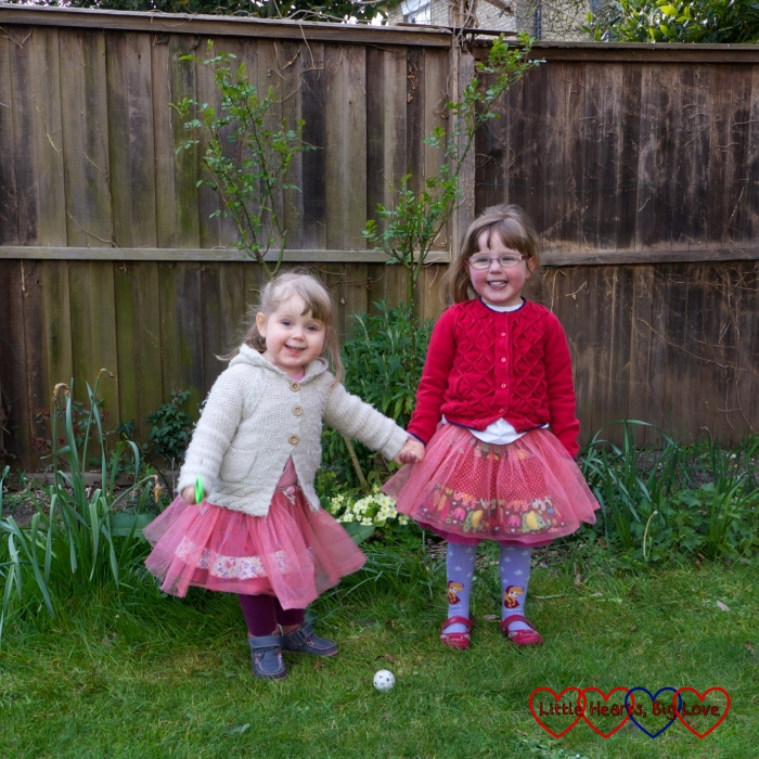 Siblings - April 2016 - Little Hearts, Big Love