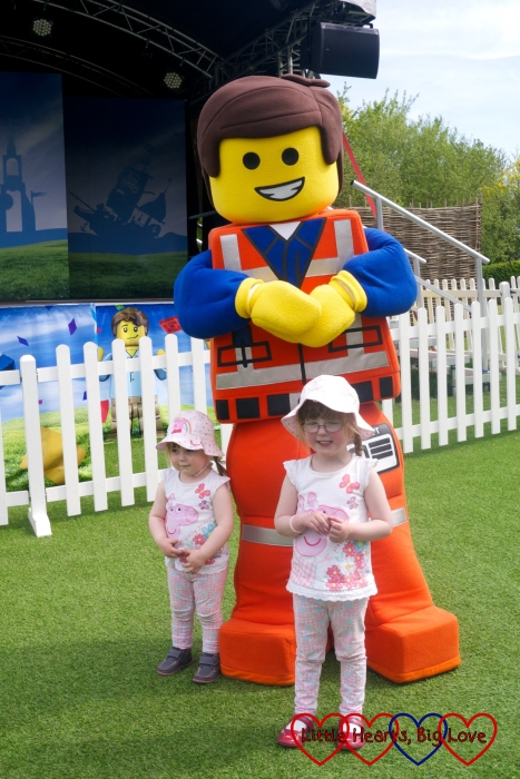 A day out at Legoland with my gorgeous girlies