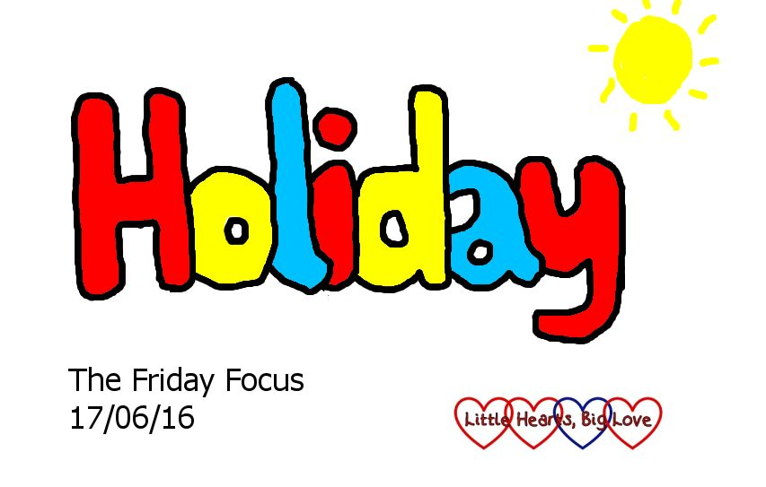 """This week's word of the week is """"holiday"""""""