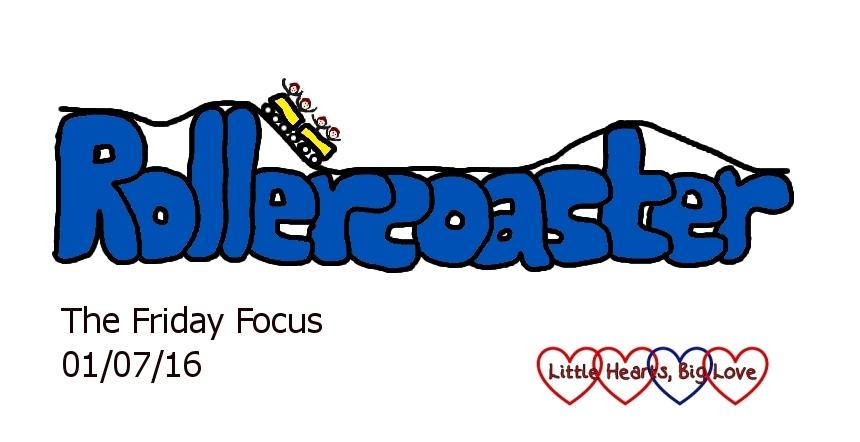 Rollercoaster - this week's word of the week