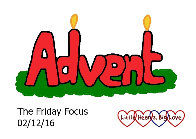 Advent - this week's word of the week