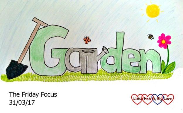 """Garden"" - this week's word of the week"