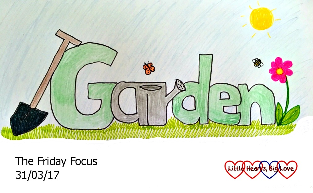 """Garden"" - this week's word of the week"
