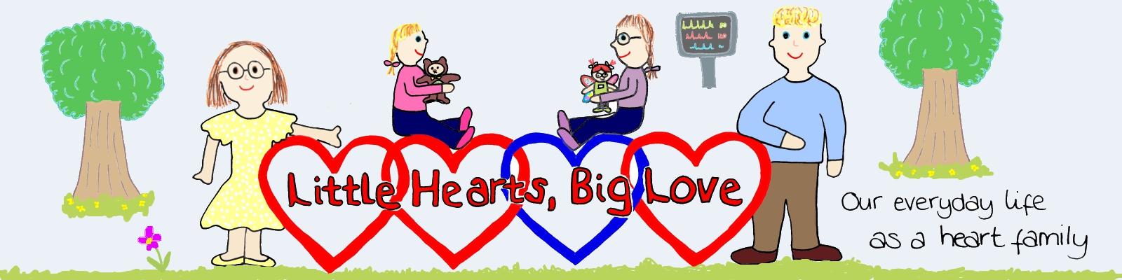 Little Hearts, Big Love