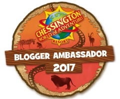 Chessington Blogger Ambassador 2017