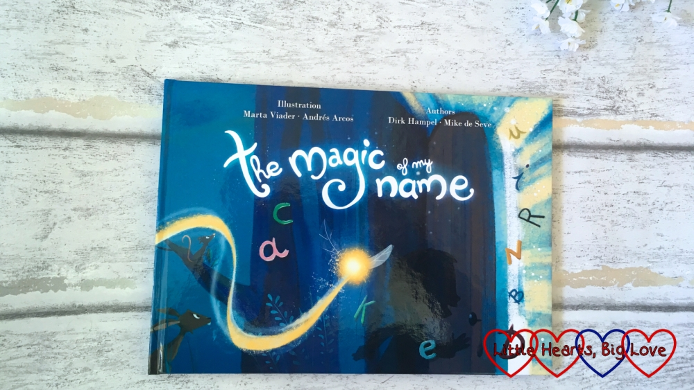 The Magic of My Name book