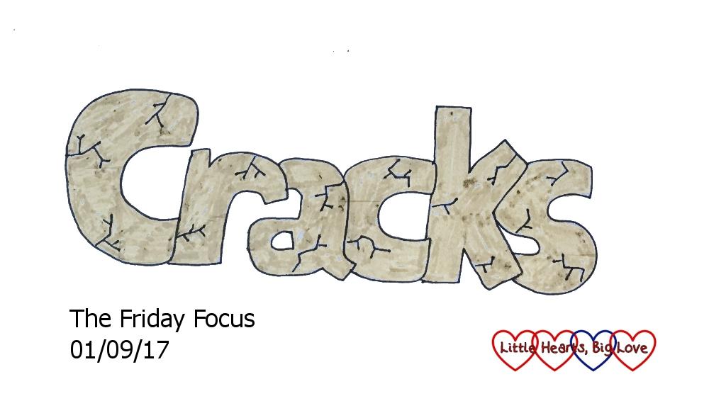 Cracks - this week's word of the week