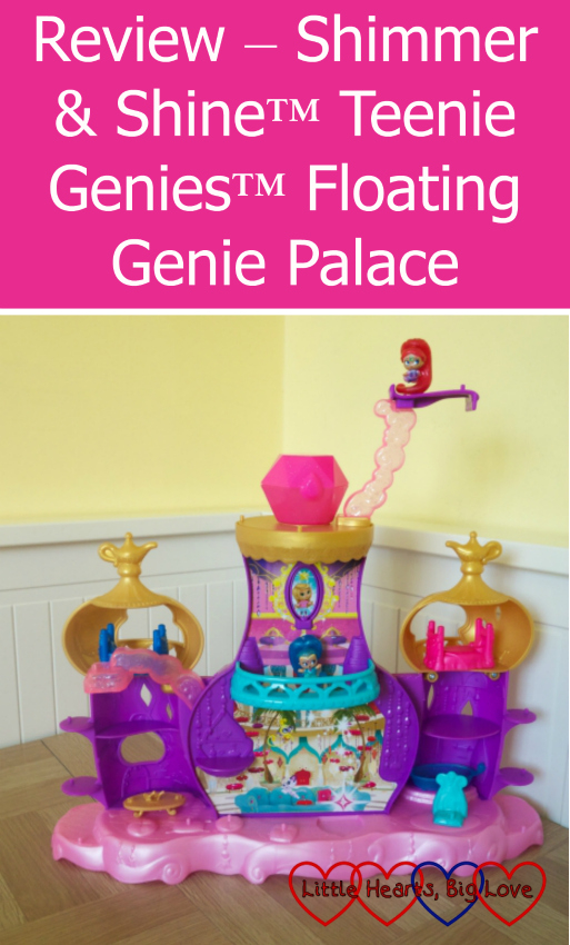 The Shimmer & Shine™ Teenie Genies™ Floating Genie Palace