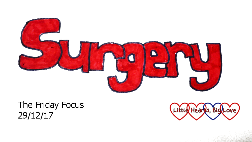 Surgery - this week's word of the week