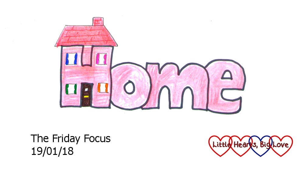 Home - this week's word of the week