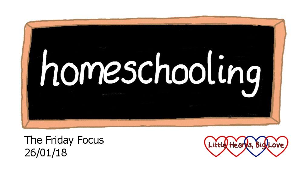Homeschooling - this week's word of the week
