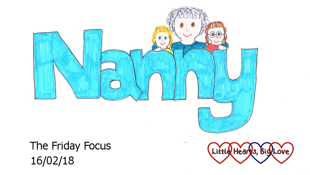 Nanny - this week's word of the week