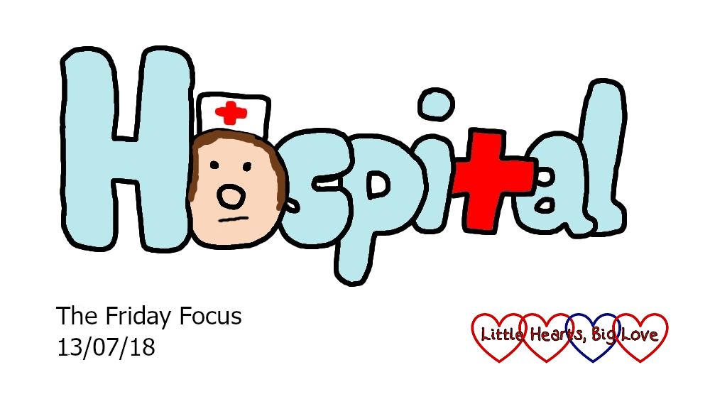 """Hospital"" - this week's word of the week"