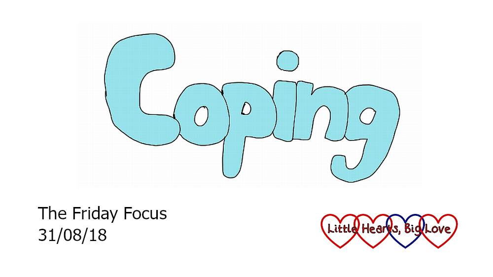 Coping - this week's word of the week