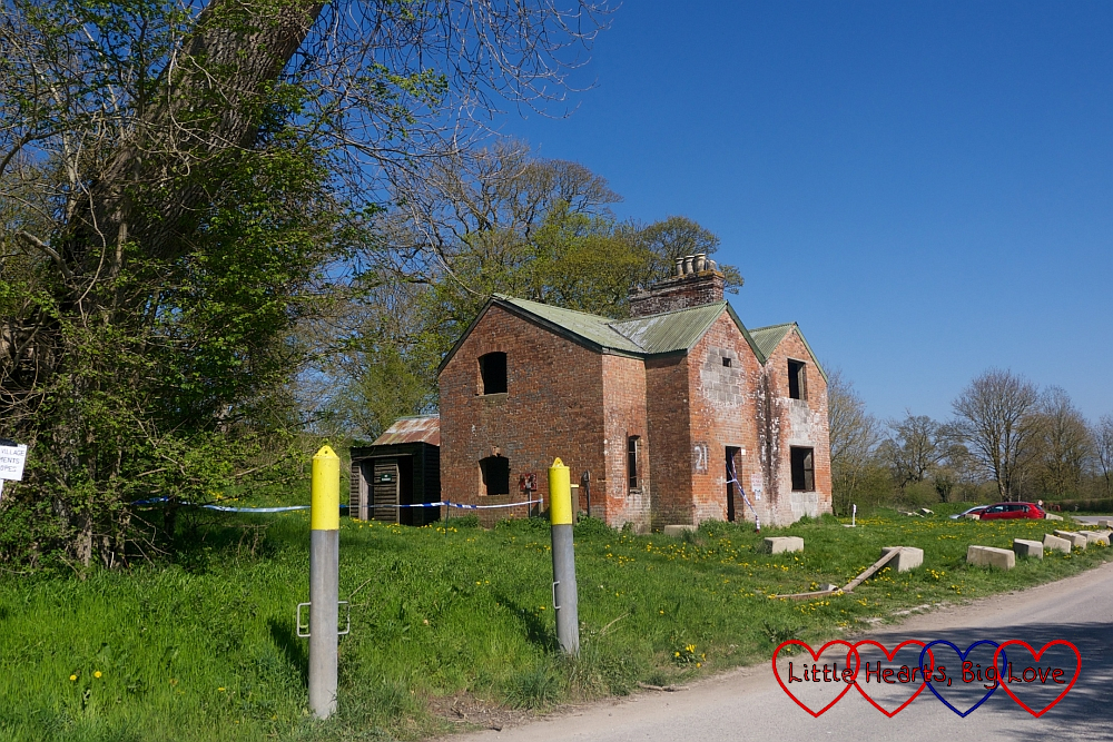 Seagrams Farm in Imber