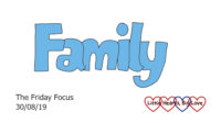 Family - this week's word of the week