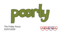 The word 'poorly' in green