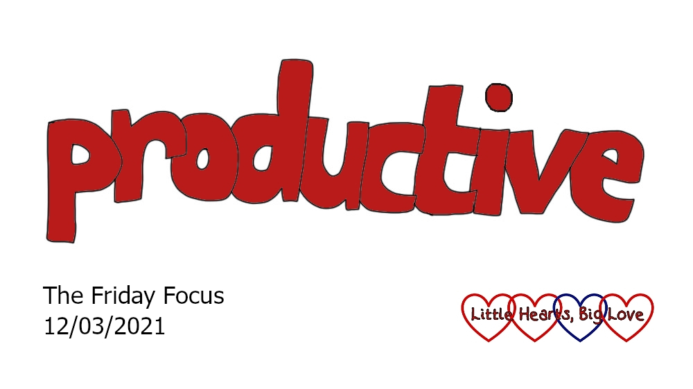 The word 'productive'