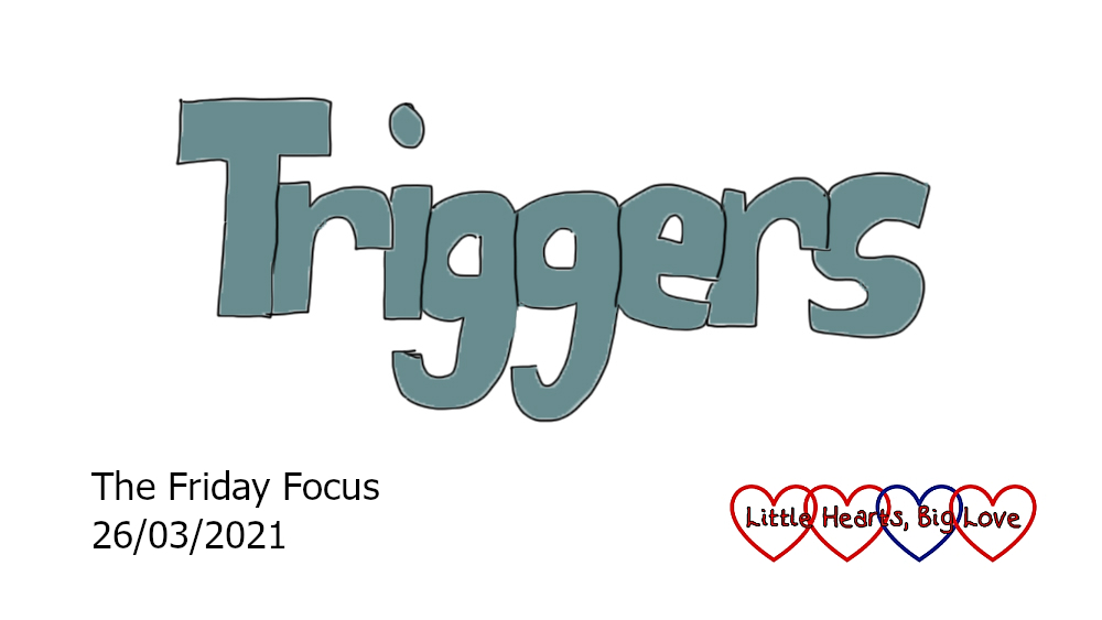 The word 'Triggers'