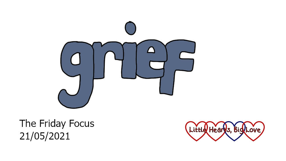 The word 'grief'