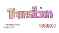 The word 'transition'